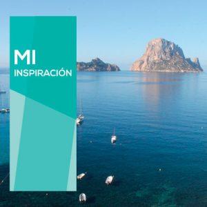 Ibiza como fuente de inspiración y Es Vedrà