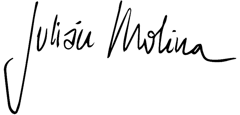 firma Julián Molina